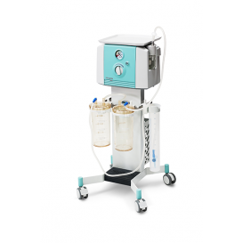 Victoria Versa Suction Pump with Reusable Canister