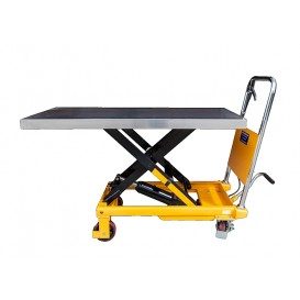 Scissor Hi Lift Recess Top Table
