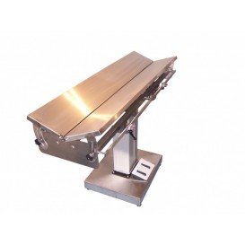 "Surgery Table, Electric Lift ""V"" Top"